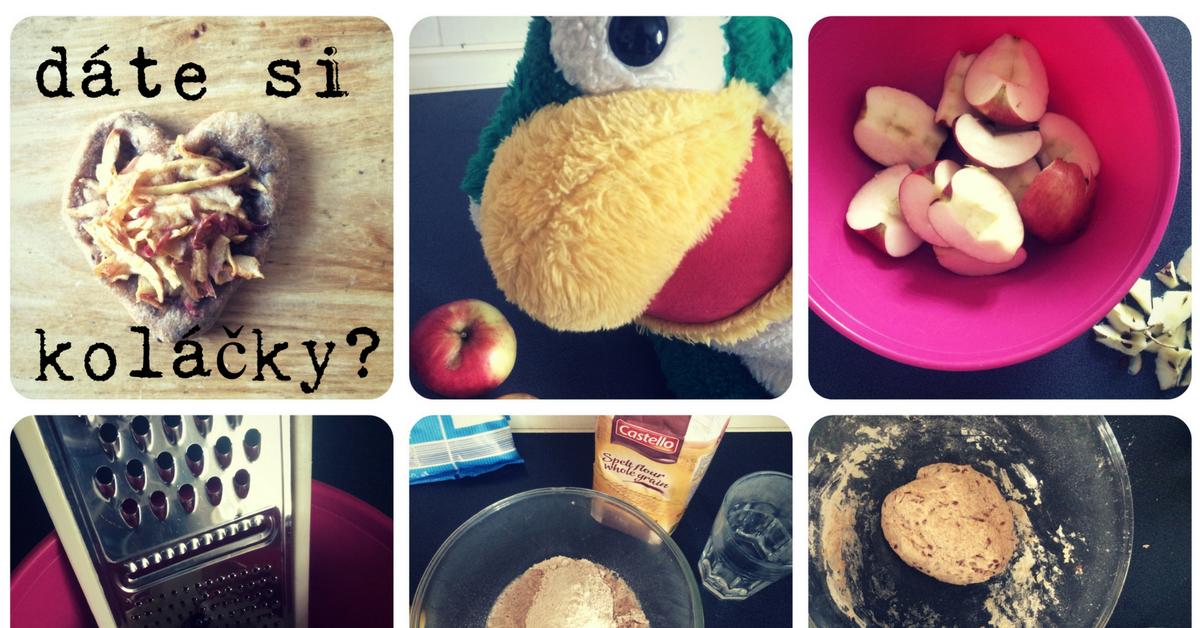 Vaření s jogínkou Kapybarou: valentýnské koláčky